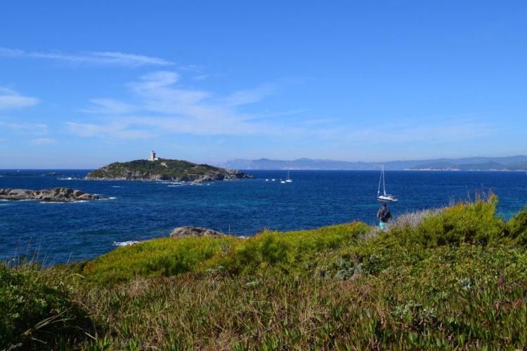 Evadez vous sur l'archipel des Embiez au départ du Brusc